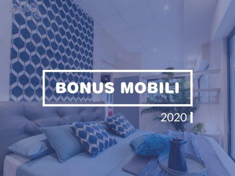 Bonus mobili 2020, ultime notizie: come funziona e quali requisiti per ottenerlo